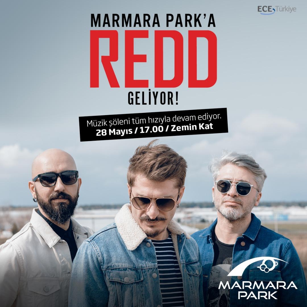 Redd sevenler Marmara Park'ta buluşacak