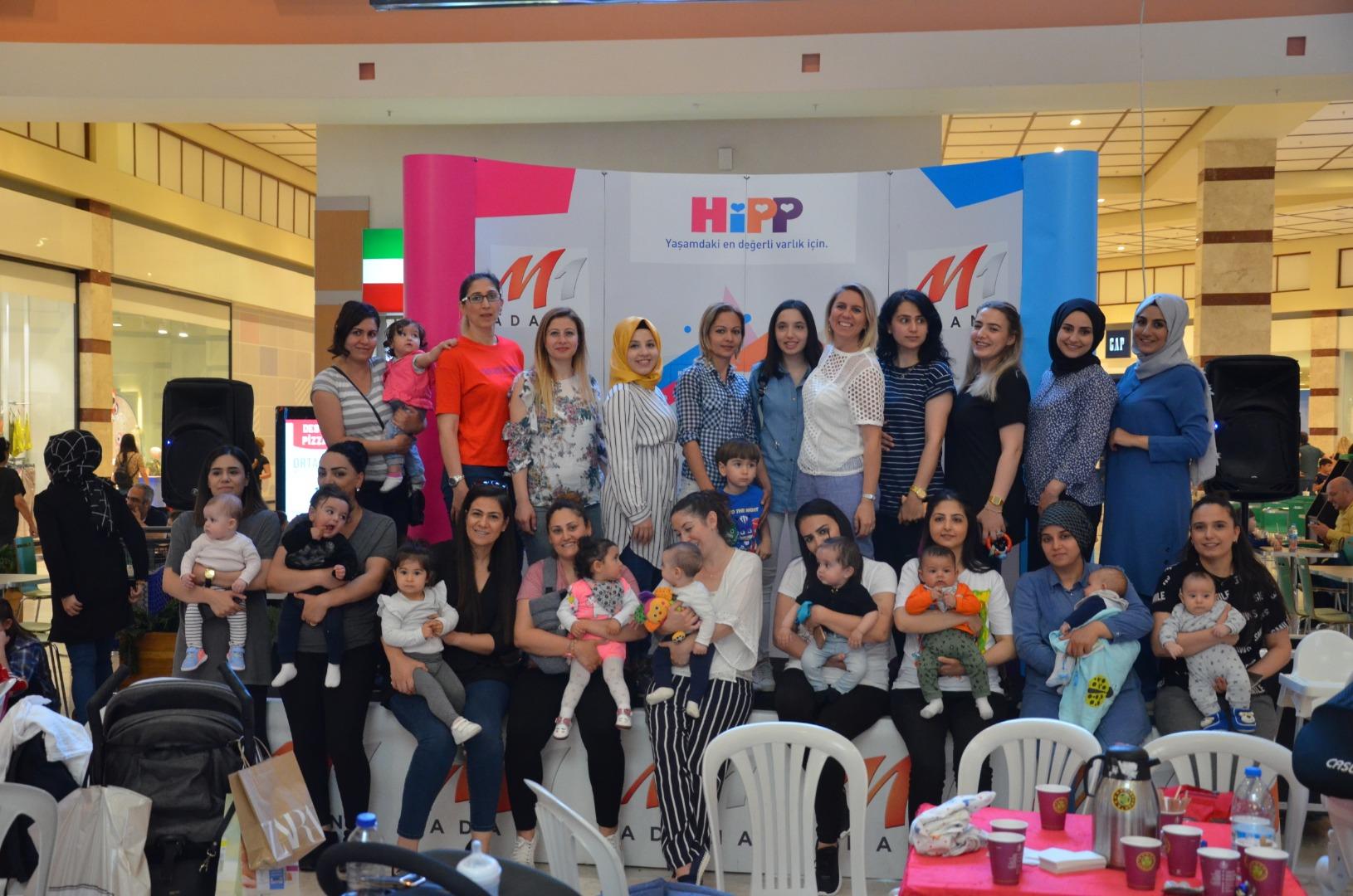 """Anneler Günü'nde M1 Adana """"Senin İçin"""" etkinlikler düzenledi"""