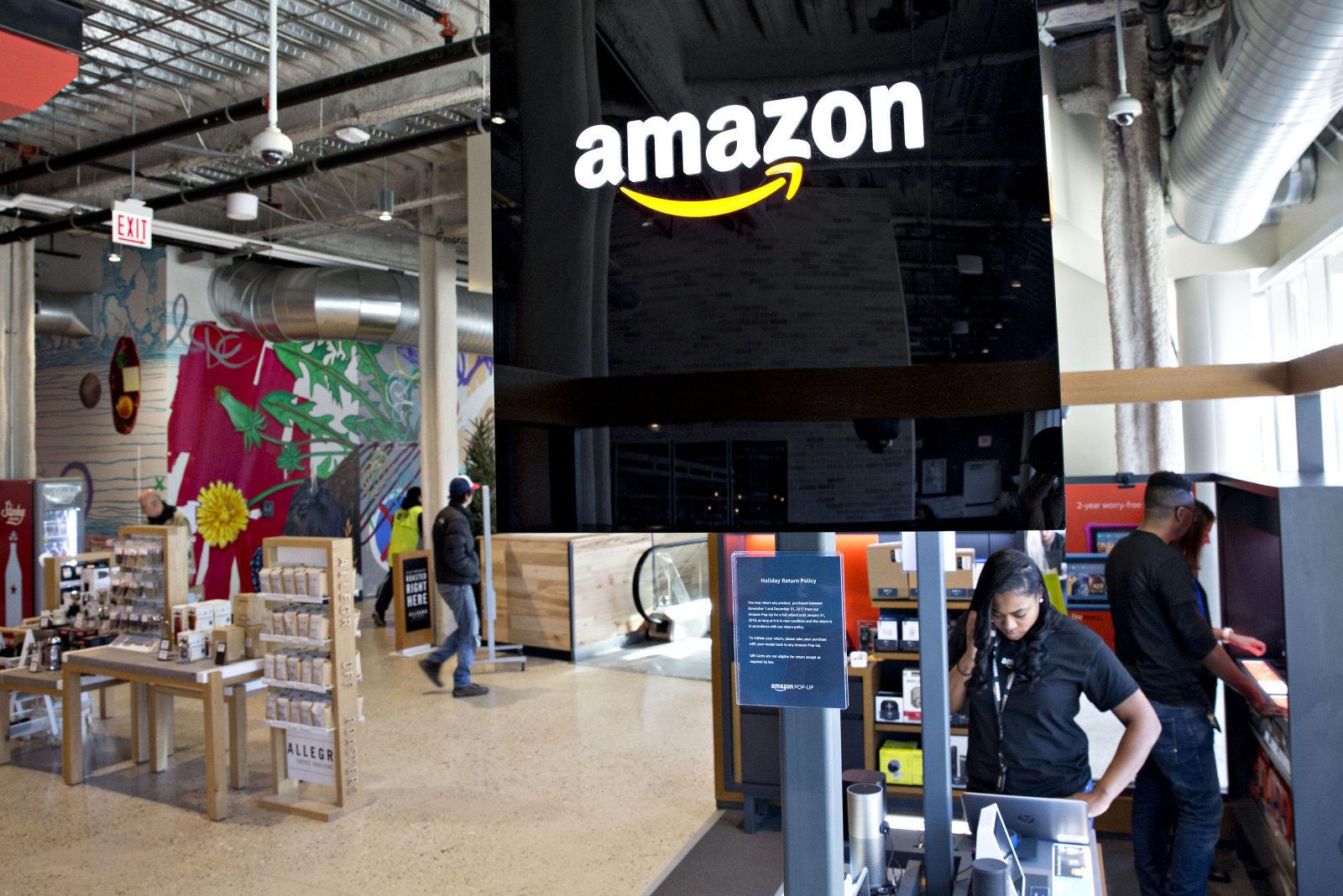 Amazon çalışanlarının istifası için üste para veriyor