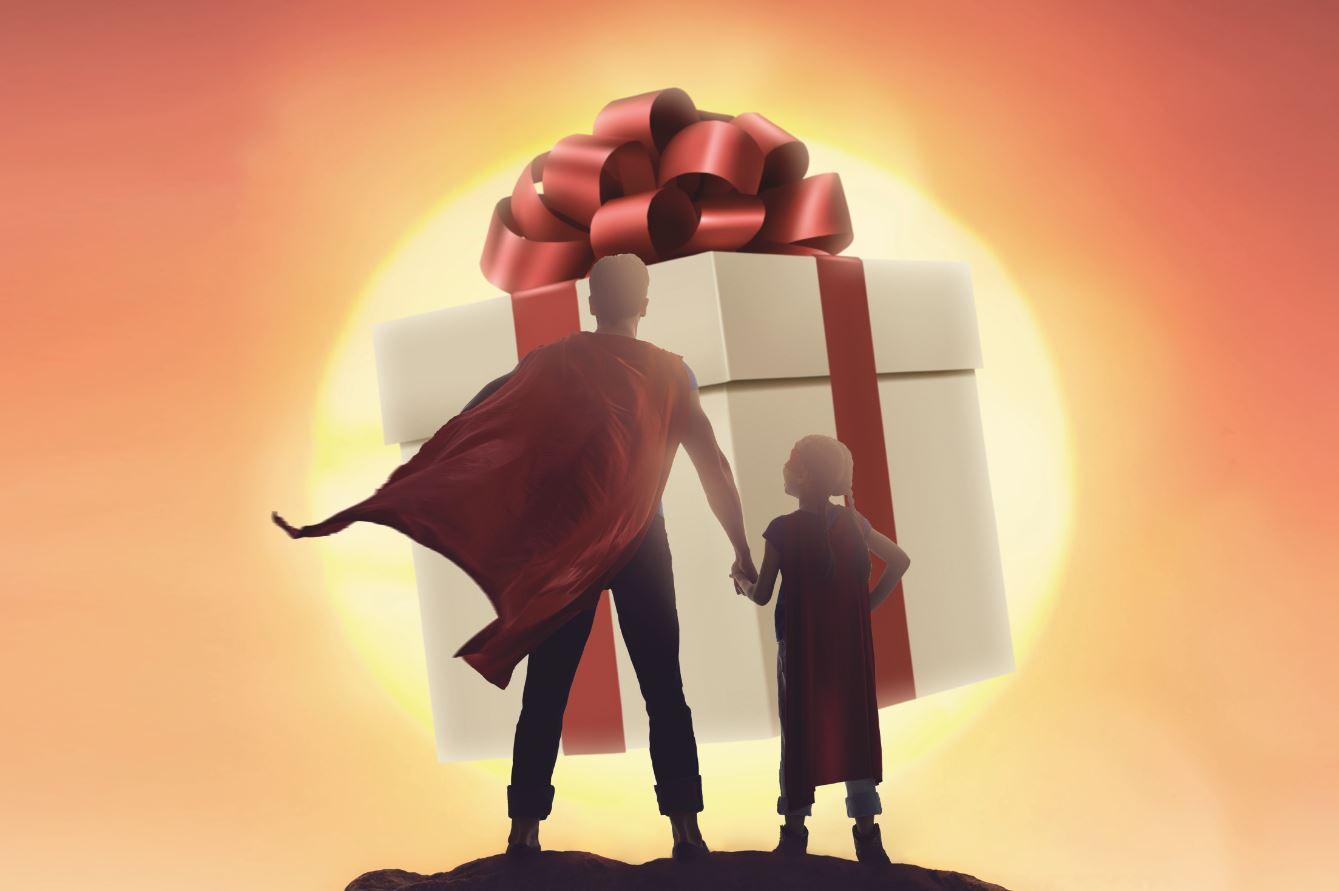 Babalar Günü'ne özel kampanya Esas 10 Burda'da