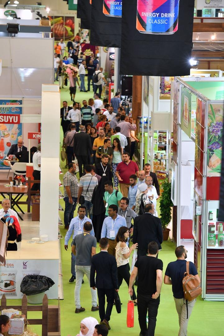 Dünya Gıda Sektörü  Türkiye'de  Buluşacak