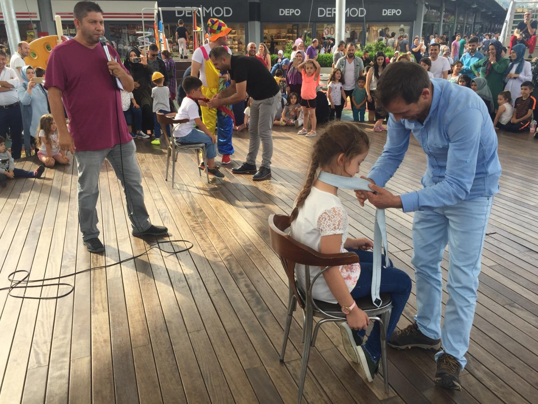 Babalar Günü, Outlet Center İzmit'te etkinliklerle kutlanacak