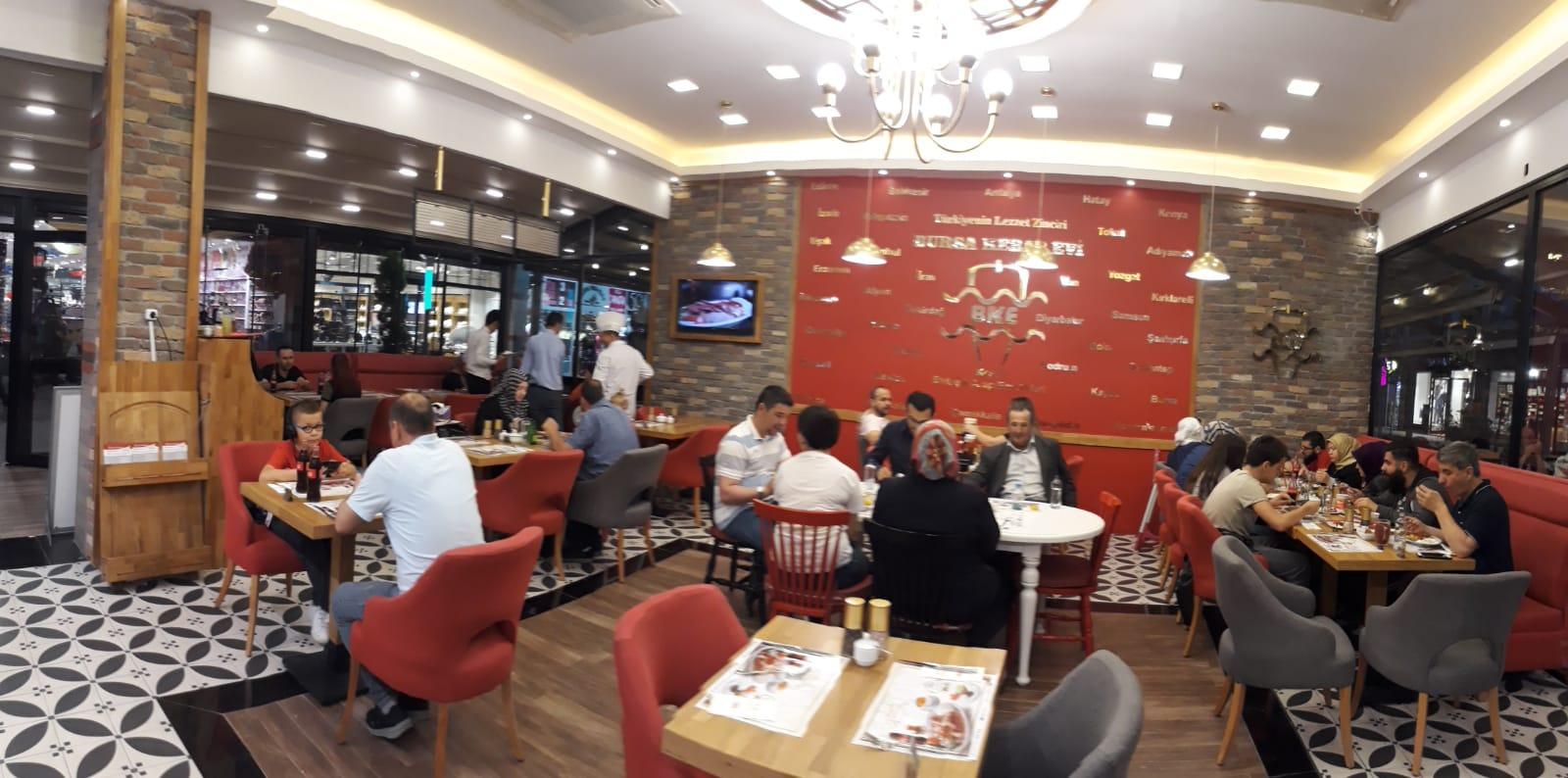 Bursa Kebap Evi 99'uncu şubesini Edirne'de açtı