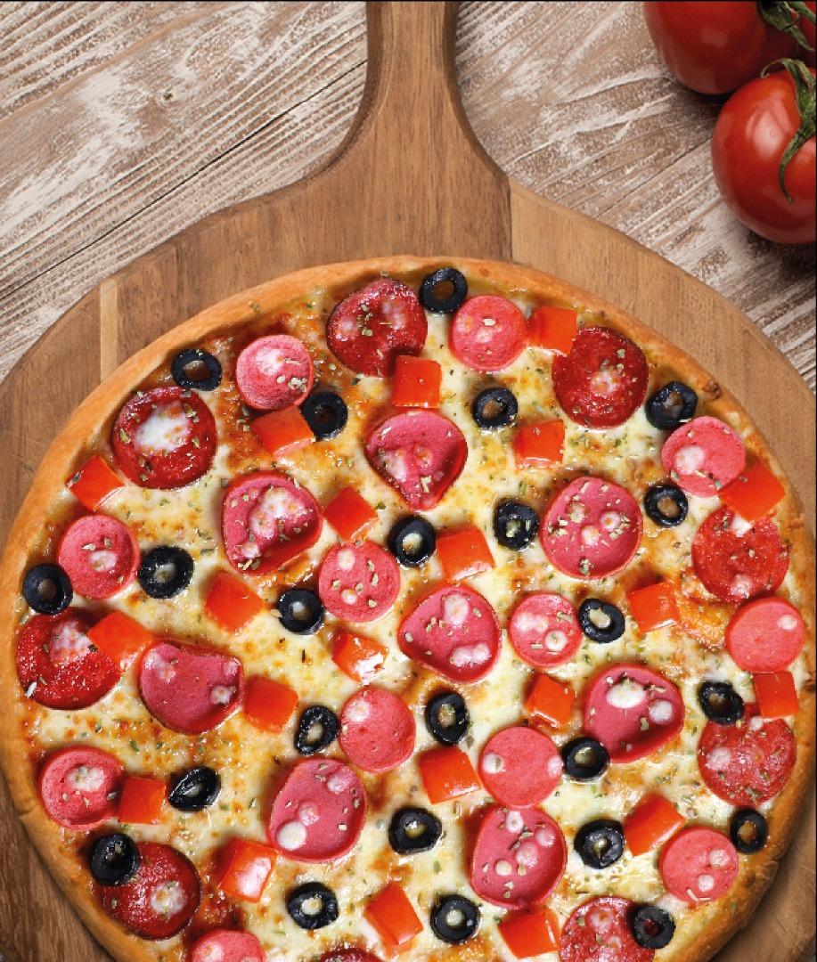 Pizza severlere Domino's'tan yeni bir lezzet geliyor