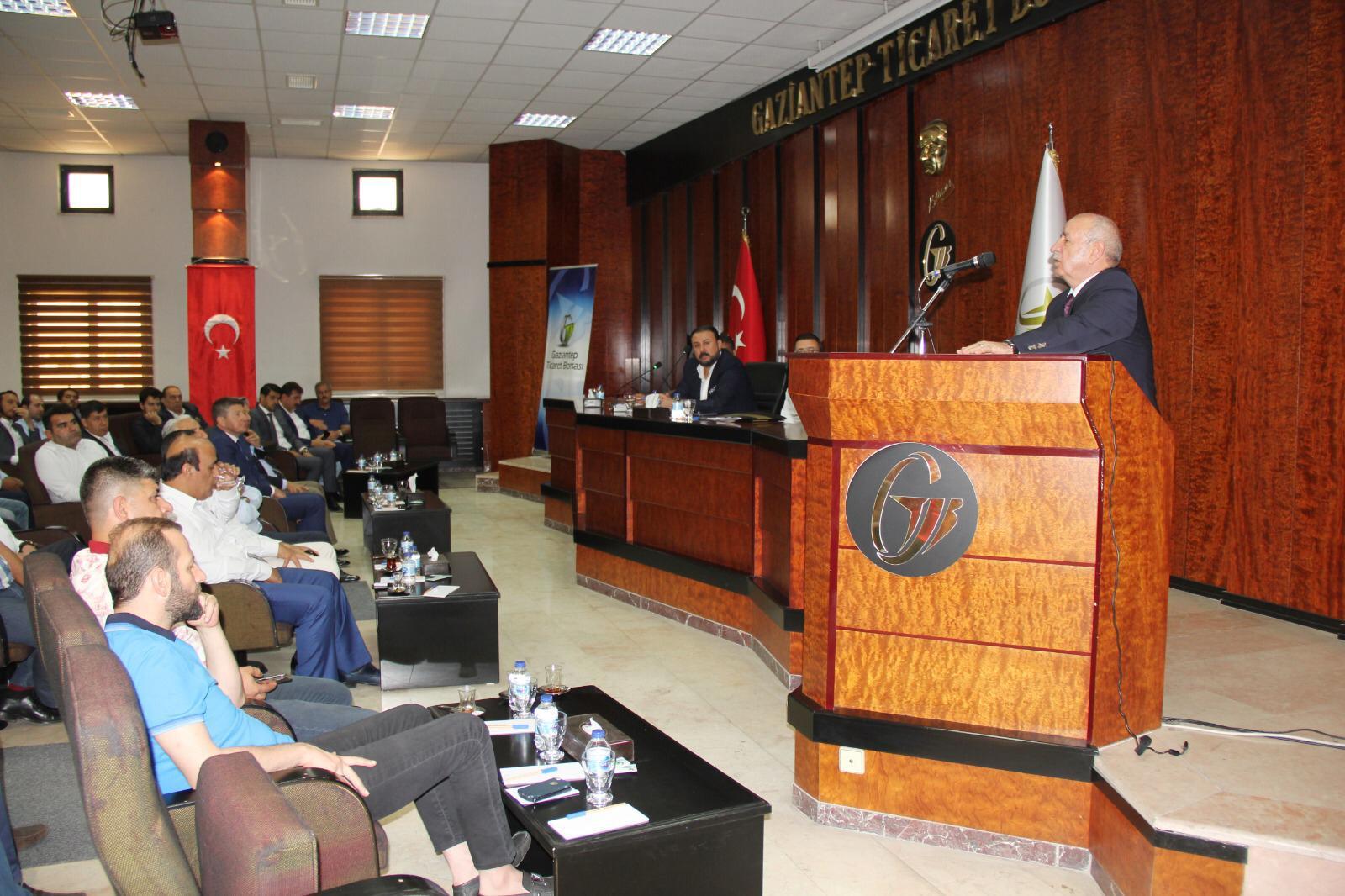 GUSAD Başkanlığı Mesut Çakmak'a emanet