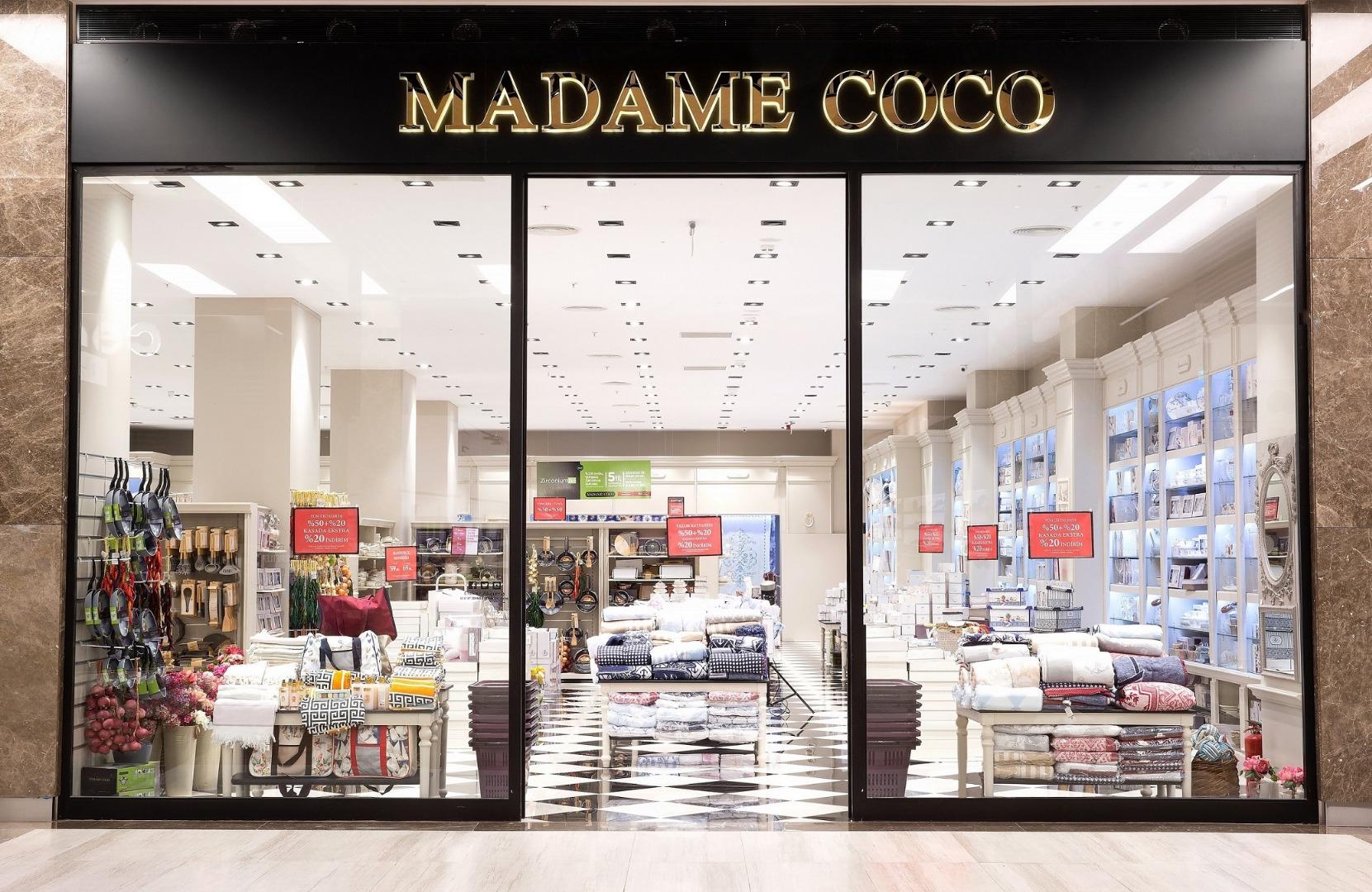 En çok tavsiye edilen marka Madame Coco oldu
