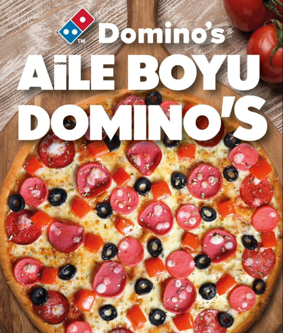 Domino's yeni lezzetiyle pizza severlerle buluştu