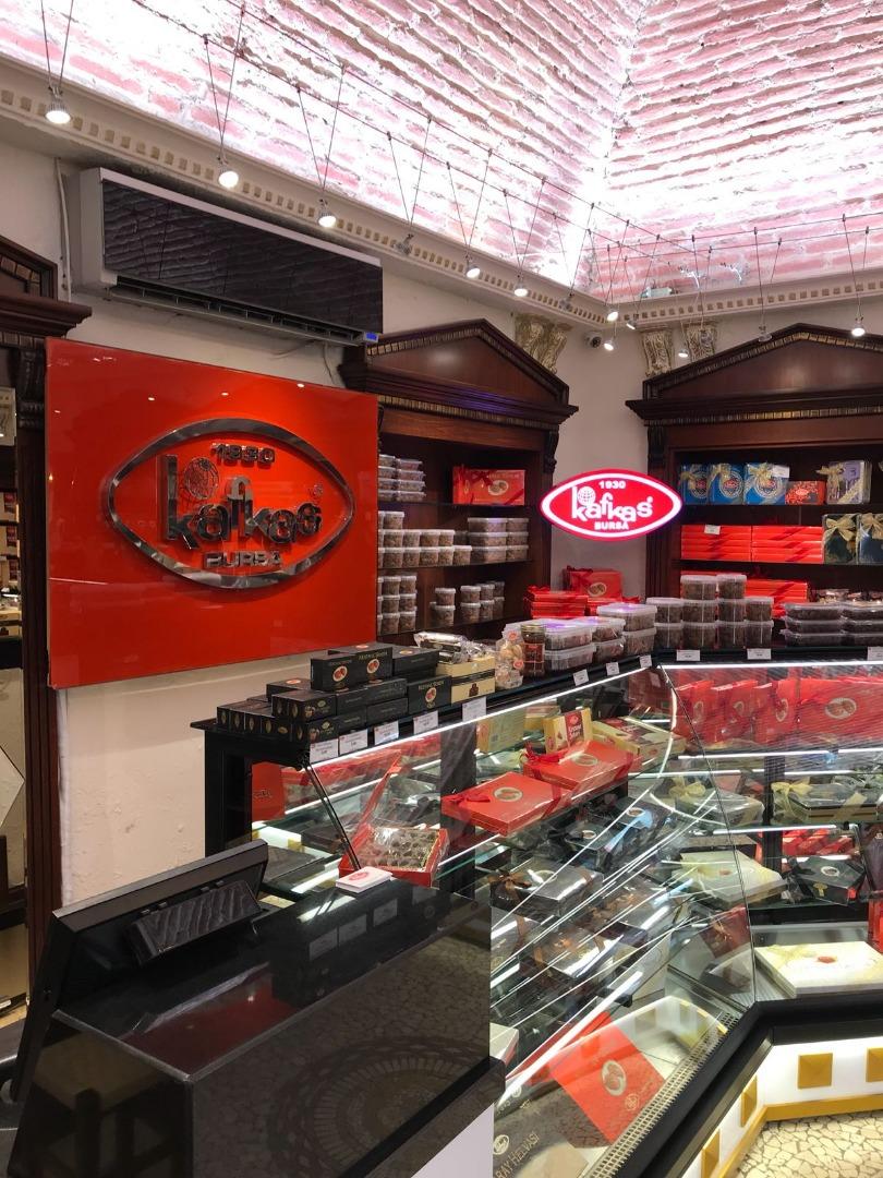 Bursa'nın kestane şekeri markası konkordato talep etti