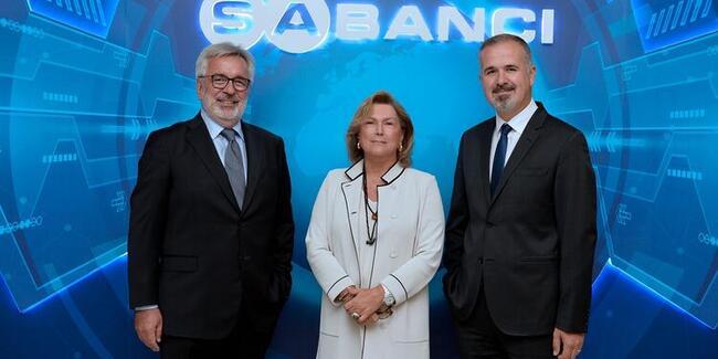Sabancı Holding CEO'luk görevi Cenk Alper'e emanet