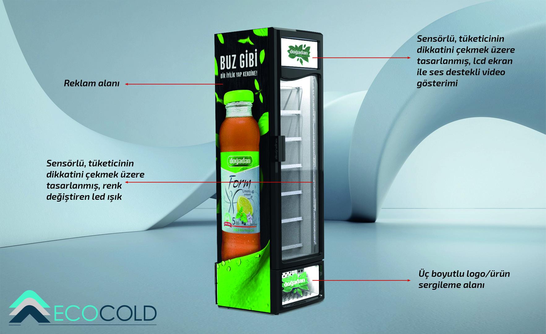 Ecocold farklılaştırılmış müşteri deneyimi oluşturuyor