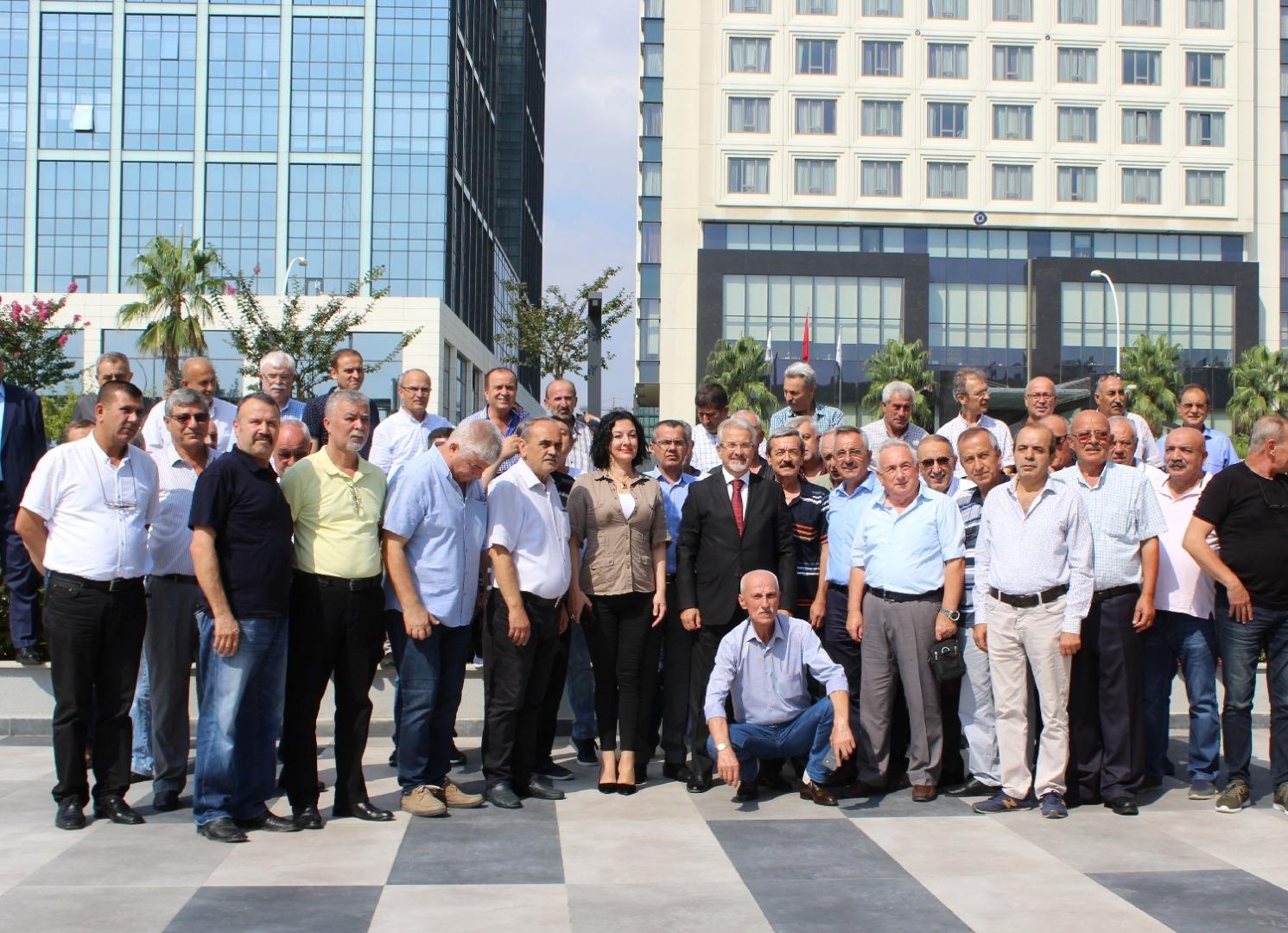 Nilüfer Belediyesi Parkora'da anlamlı organizasyona imza attı