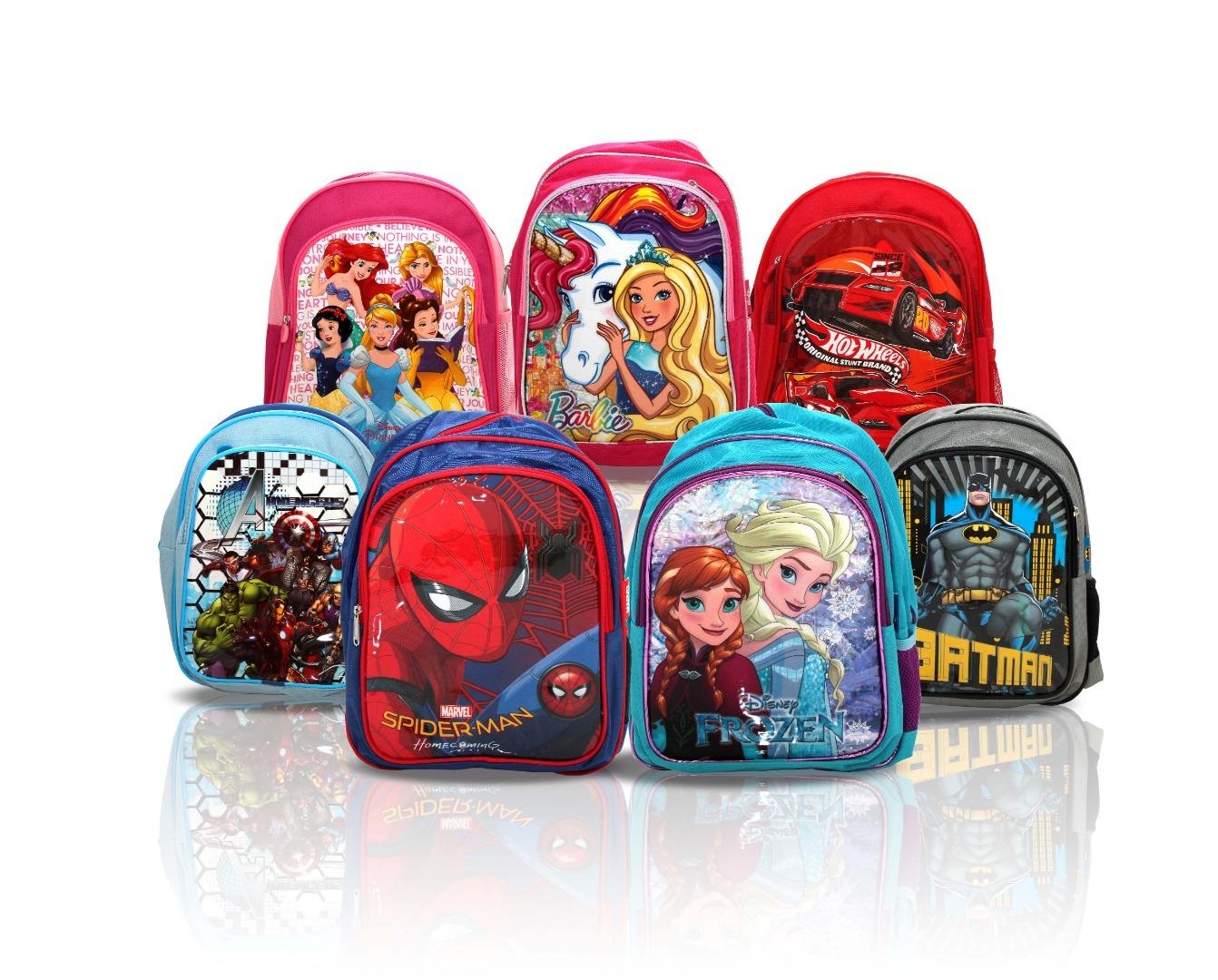 Trump alışverişleri okul çantası kazandıracak