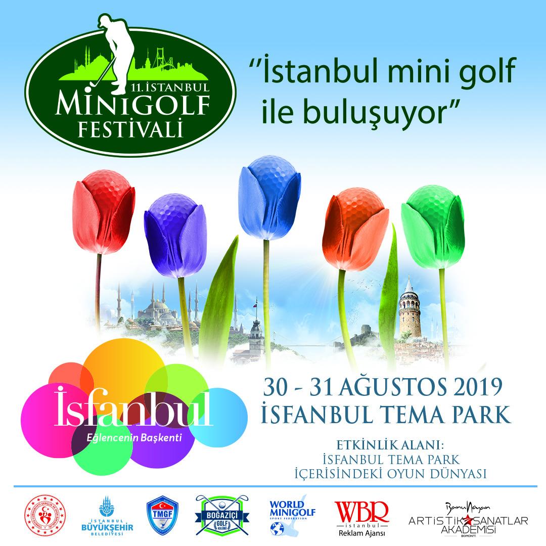 Mini Golf Festivali'nde 30 Ağustos Zafer Bayramı coşkusu yaşanacak