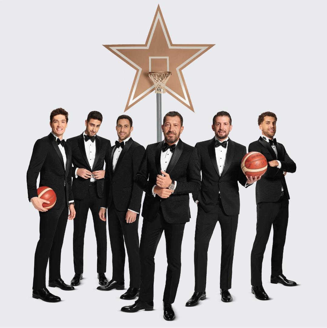 """""""Altınyıldızlarımız""""ın resmi giyim sponsoru Altınyıldız Classics oldu"""