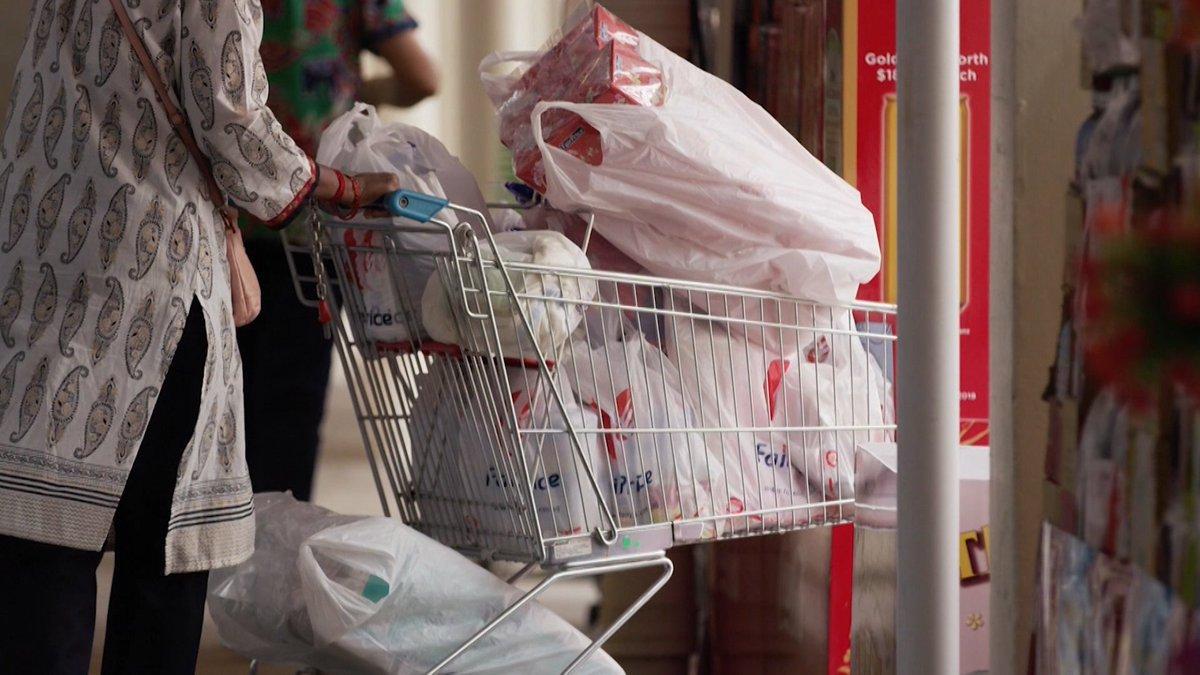 Plastik poşet ithalatına sınırlama geldi