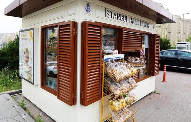 İstanbul Halk Ekmek ürünlerine zam yapıldı