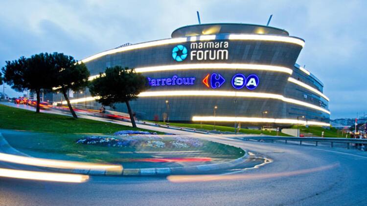 Marmara Forum AVM'de üst düzey atama