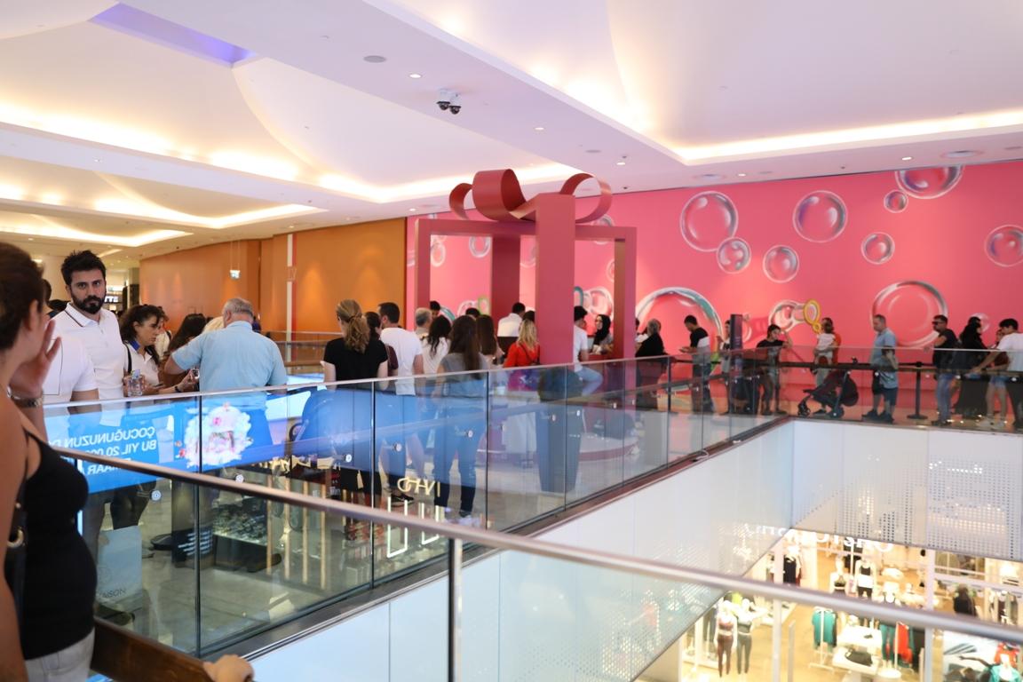 Emaar tüketicilere 5 milyon TL hediye etti