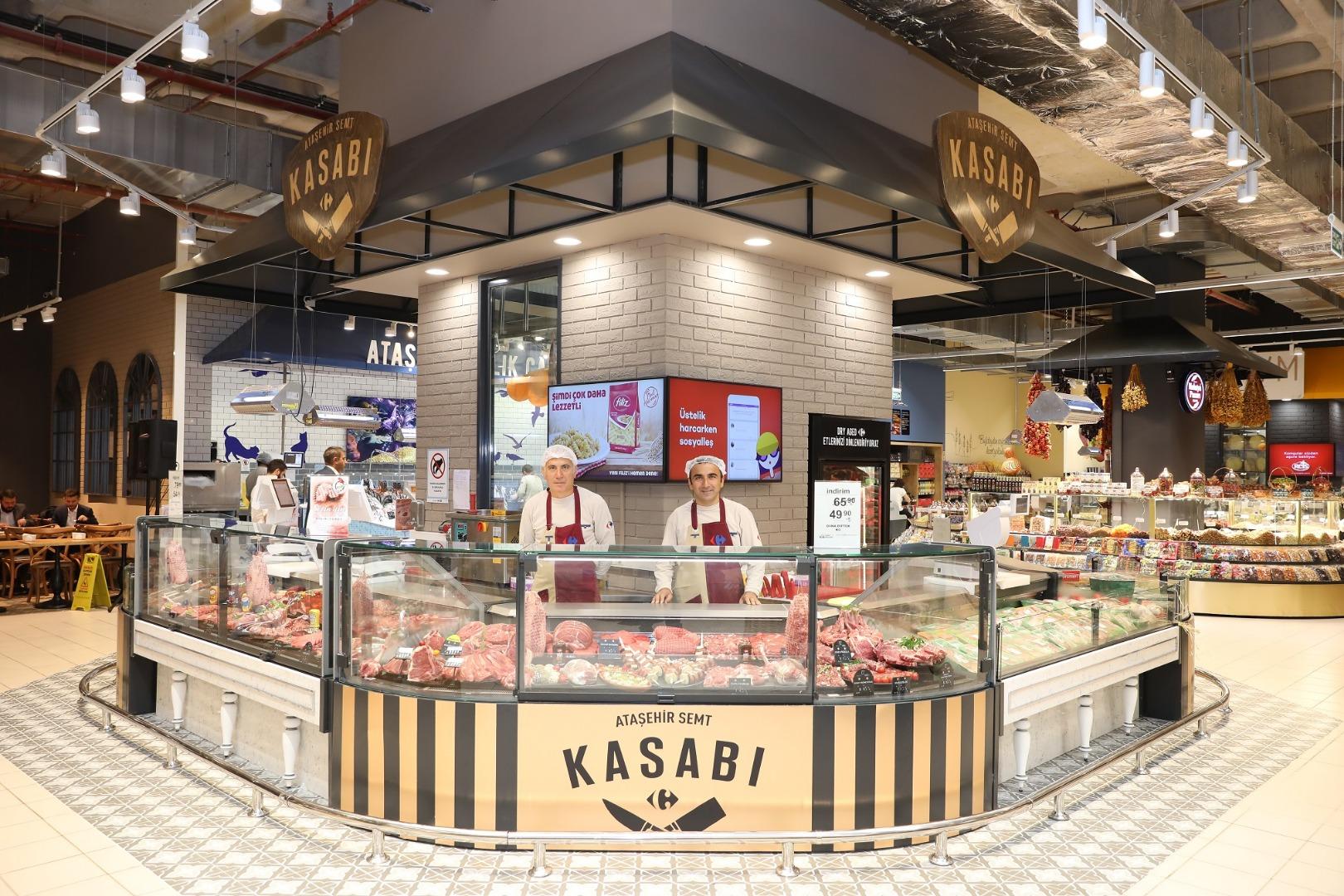 Anadolu Yakası'nın en yeni CarrefourSA'sı kapılarını açtı