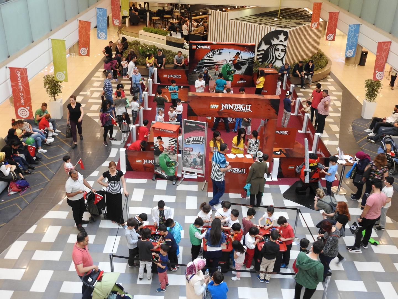 LEGO Festivali Başkent'e geliyor