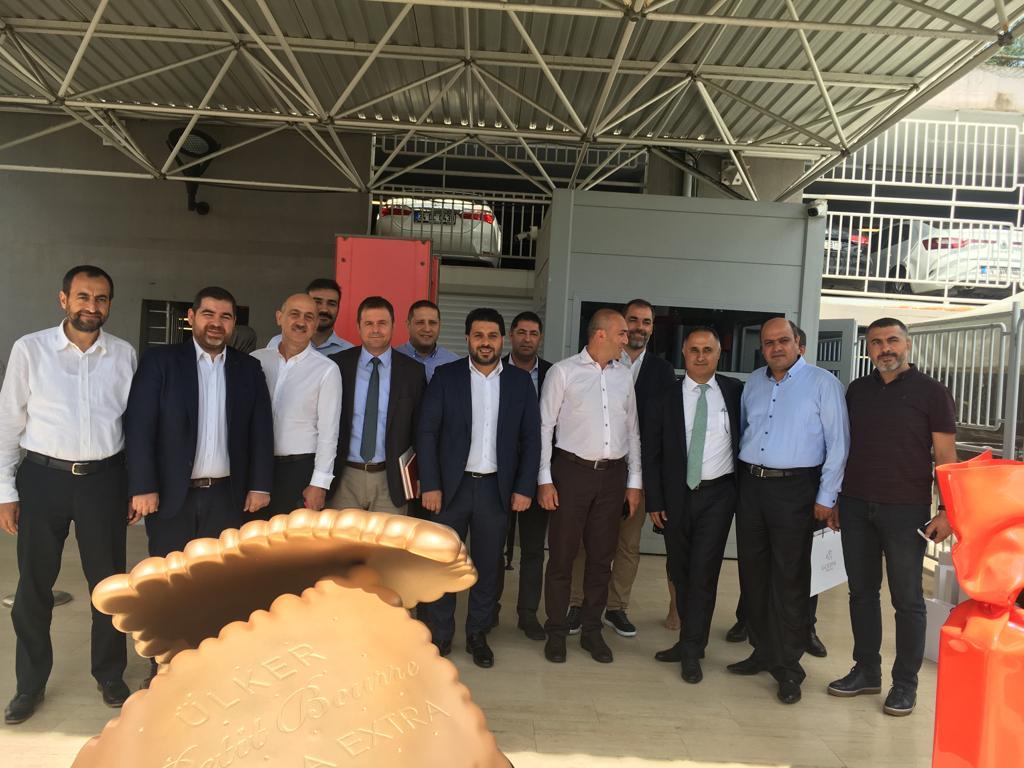İstanbul PERDER iş ortakları ziyaretleri gerçekleştiriyor