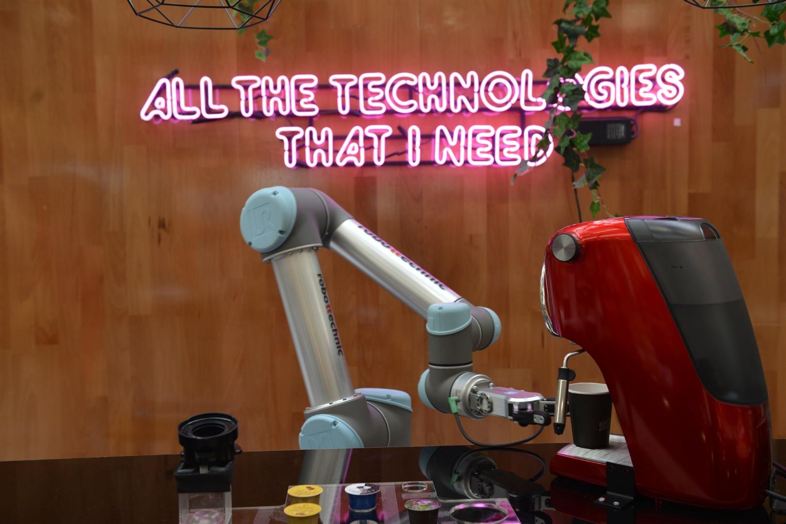 Geleceğin teknolojileri ANKAmall'da teknoloji severlerle buluşuyor