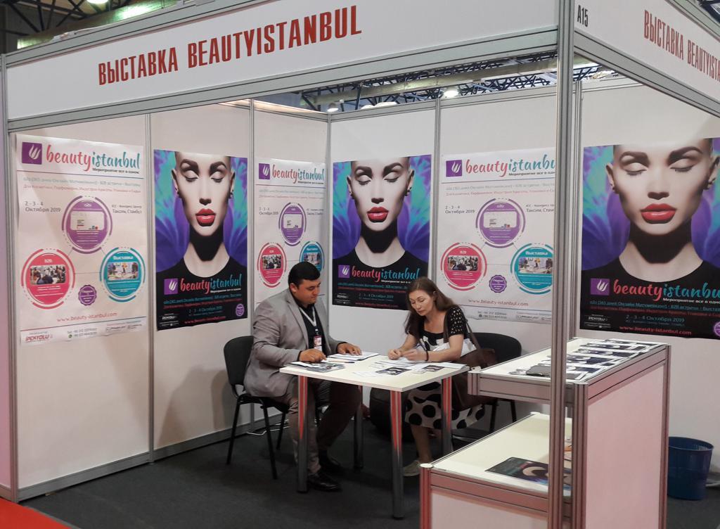 16 bine yakın sektör profesyoneli Beauty İstanbul'da buluşacak