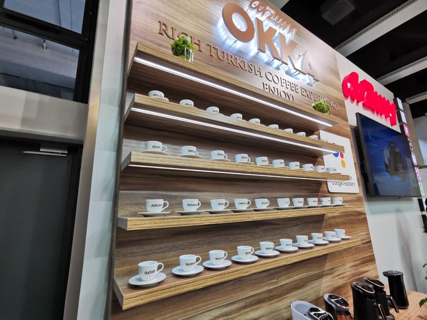 Arzum'la Türk kahvesine IOT özelliği geldi