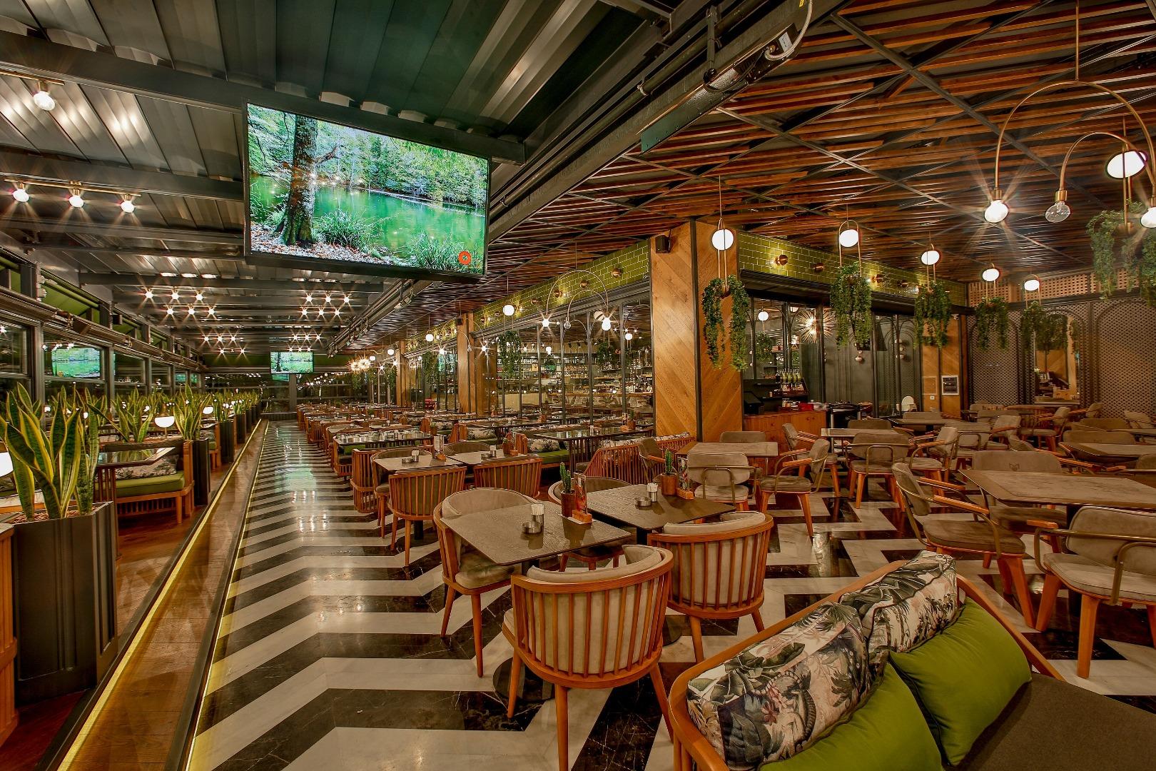 ParkOra'nın lezzet karmasına Minty Lounge da eklendi