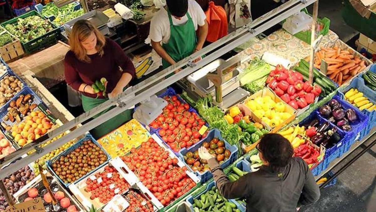 Yaş meyve sebze ihracatının lideri Rusya