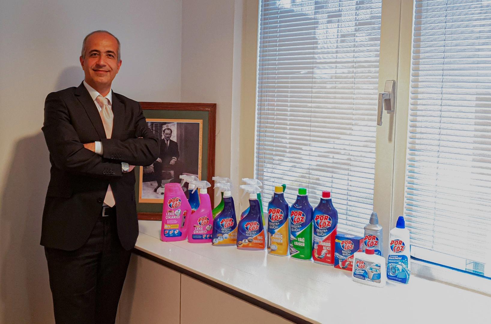 Levent Kimya'nın genel müdürü değişti