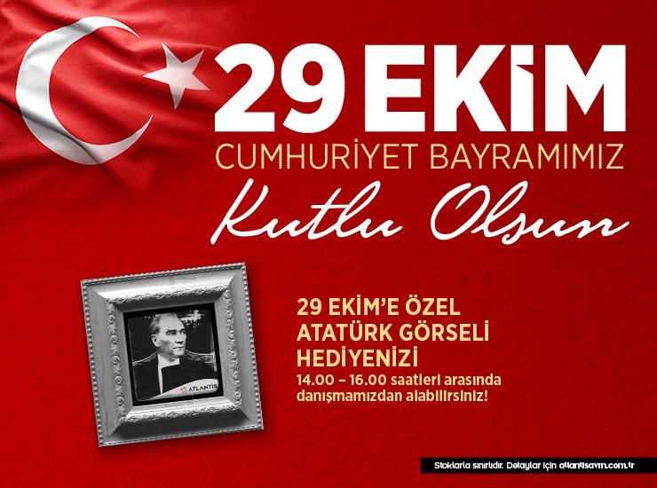 Ankara'da Cumhuriyet Bayramı coşkusu