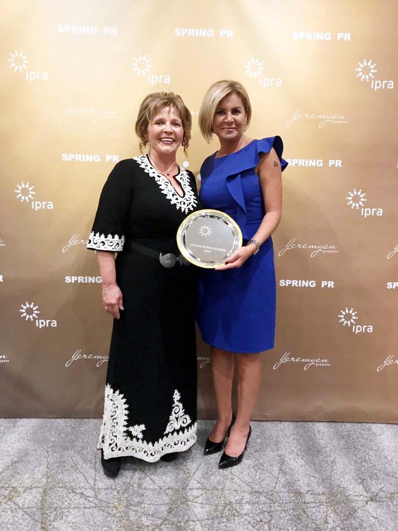 Ekol Cinsiyet Eşitliği Projesine Uluslararası Ödül verildi