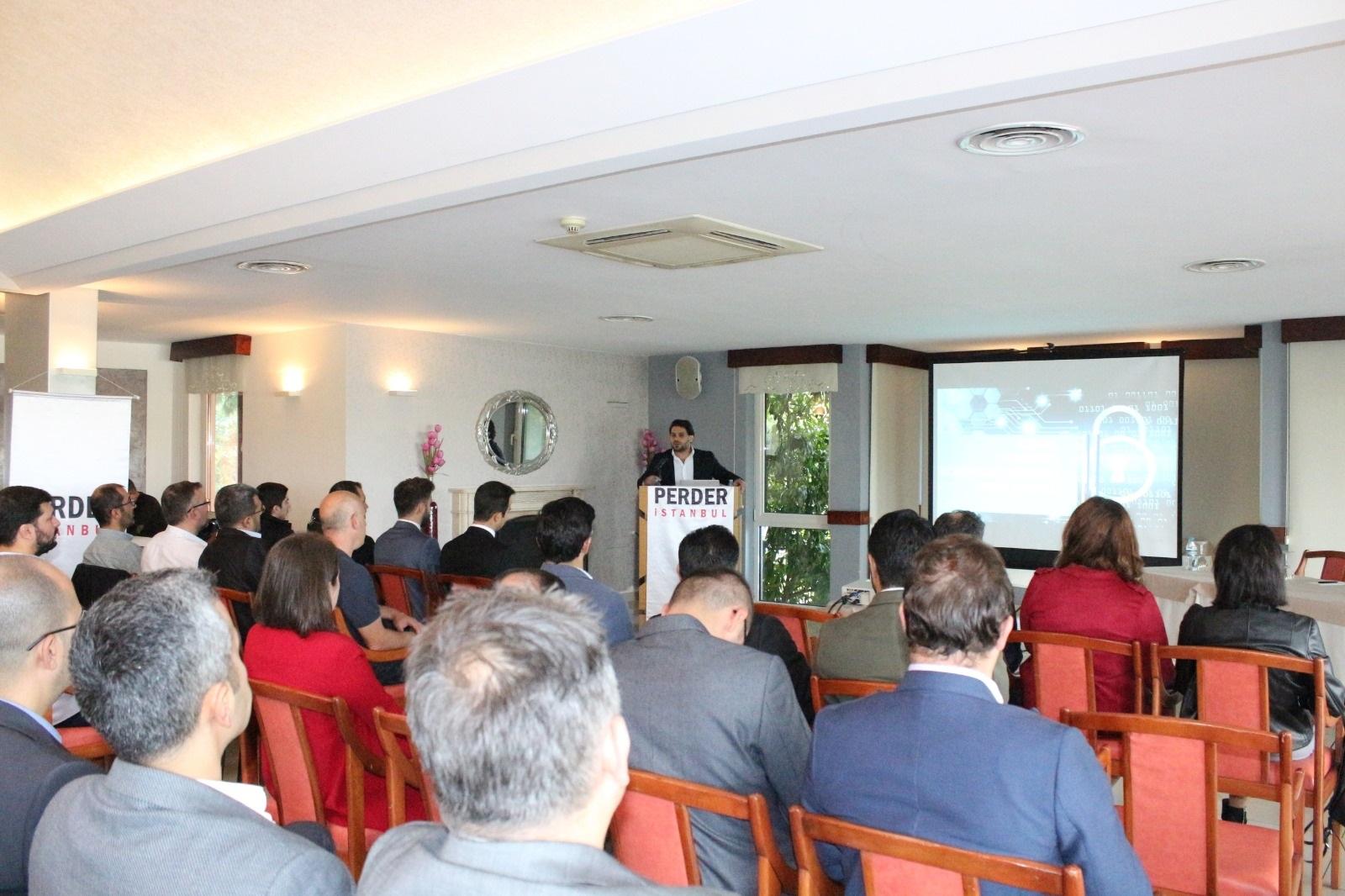 Perder Gelişim Platformu KVKK semineri düzenledi