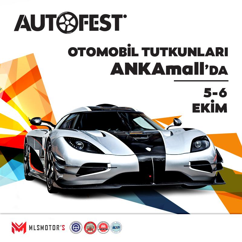 Otomobil meraklıları Ankara'da buluşuyor