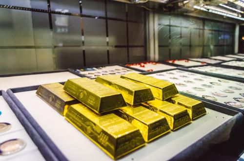 Merkez Bankası'ndan altın alımında rekor