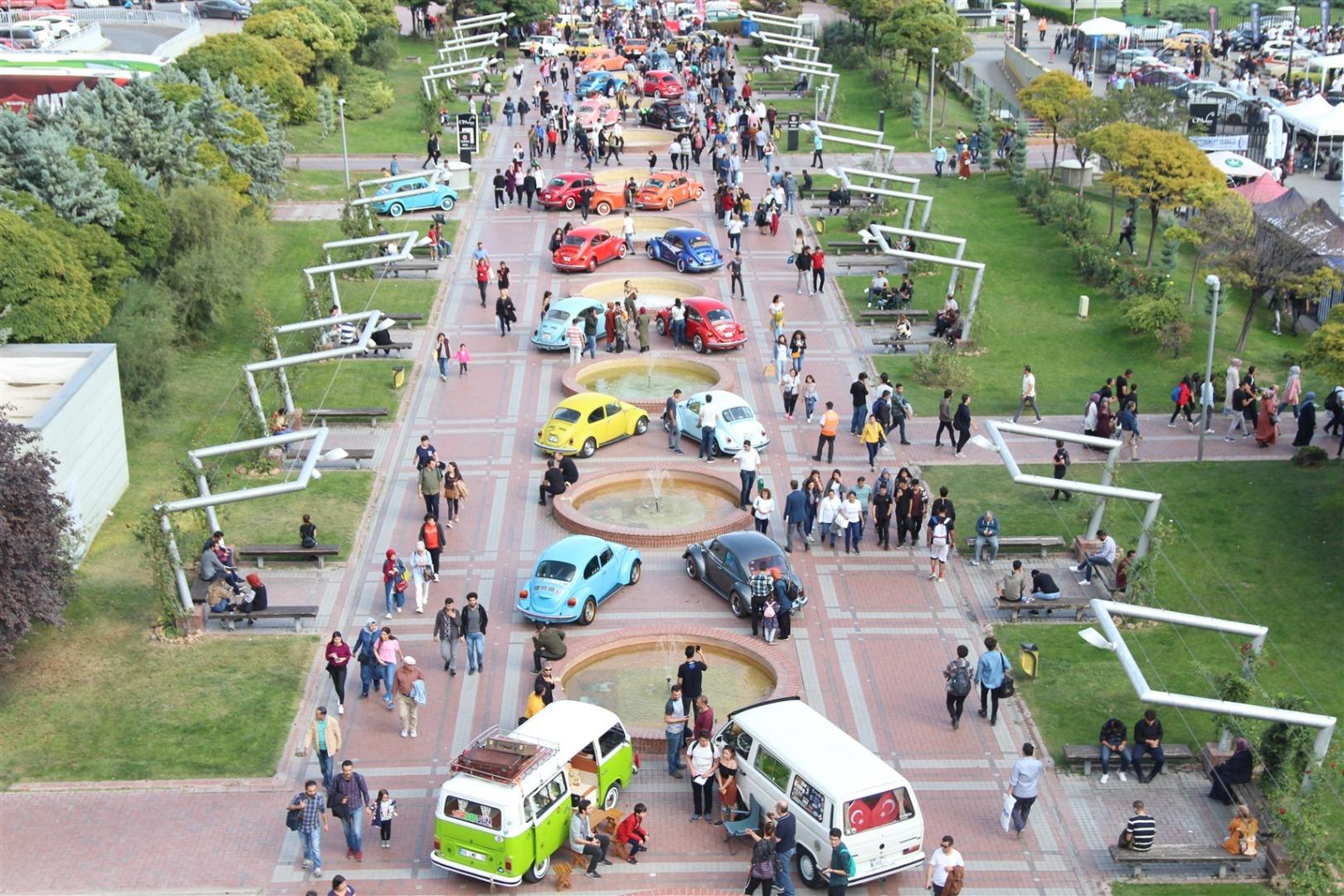 Autofest'e büyük ilgi