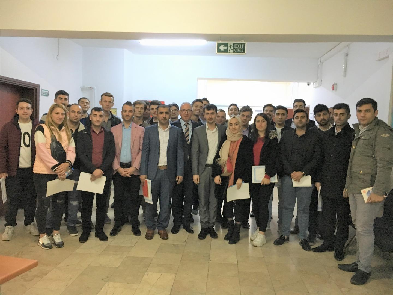 İstanbul PERDER eğitime ara vermiyor