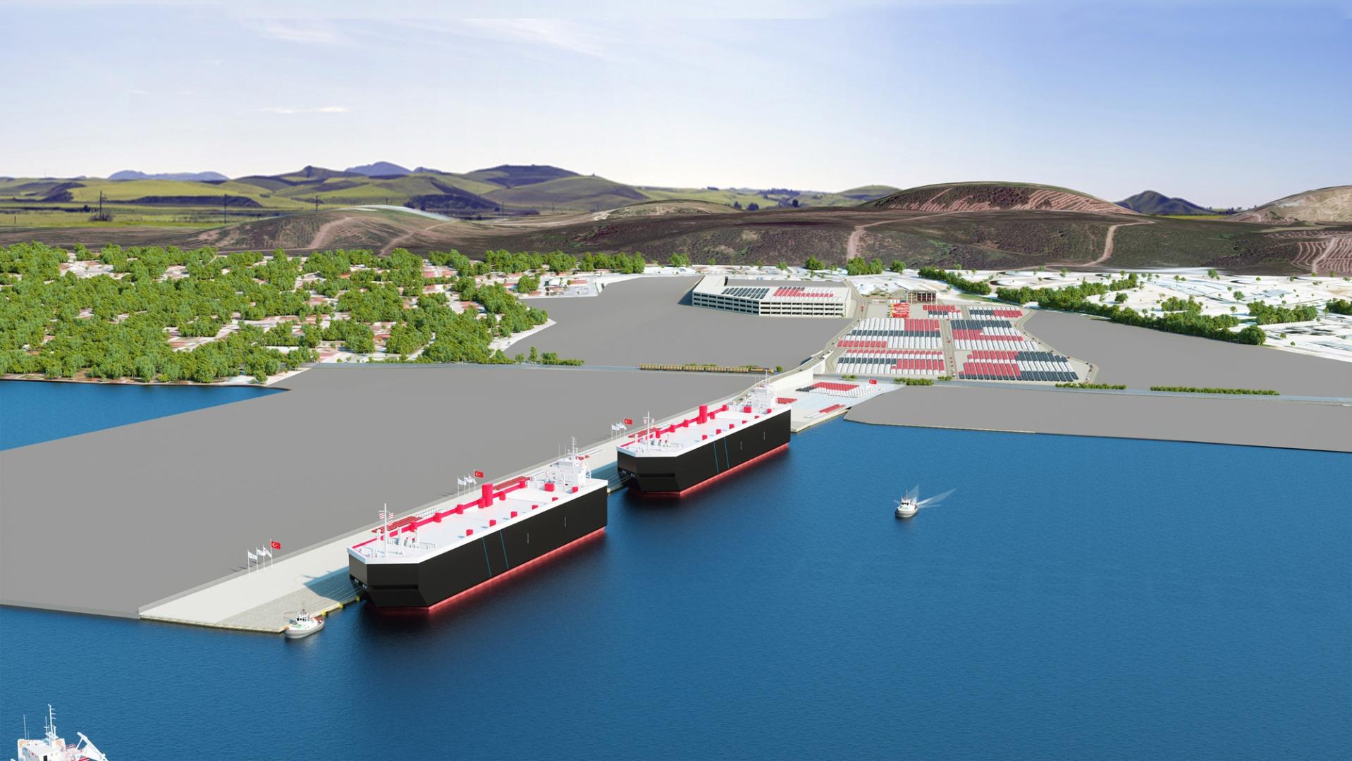 Otomotiv limanı için dev kredi Japonya'dan