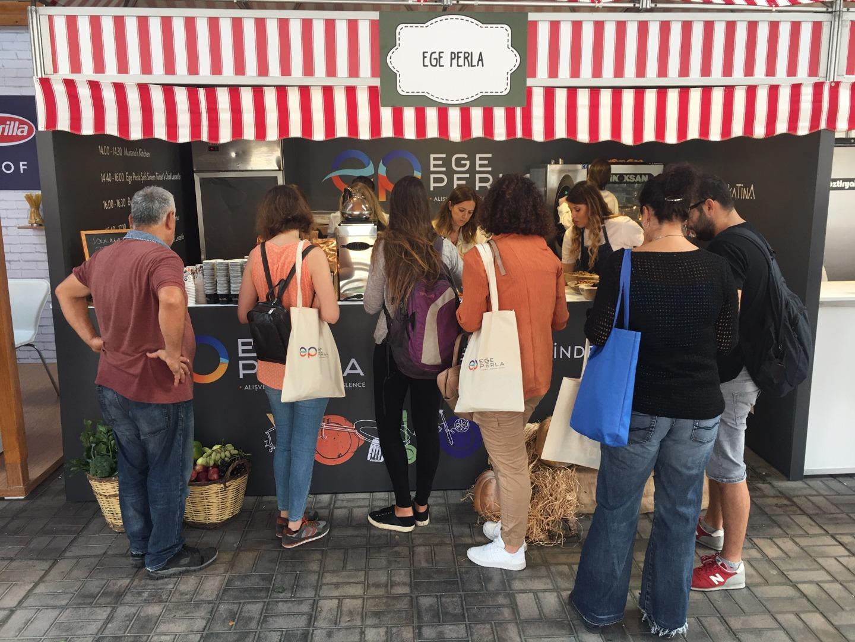 Ege Perla'dan Gastro Fest'te İzmirlilere Lezzet Şöleni