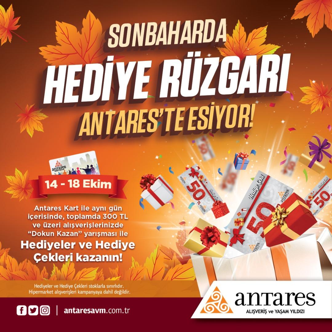 Ankara'nın parlayan yıldızından hediye yağmuru