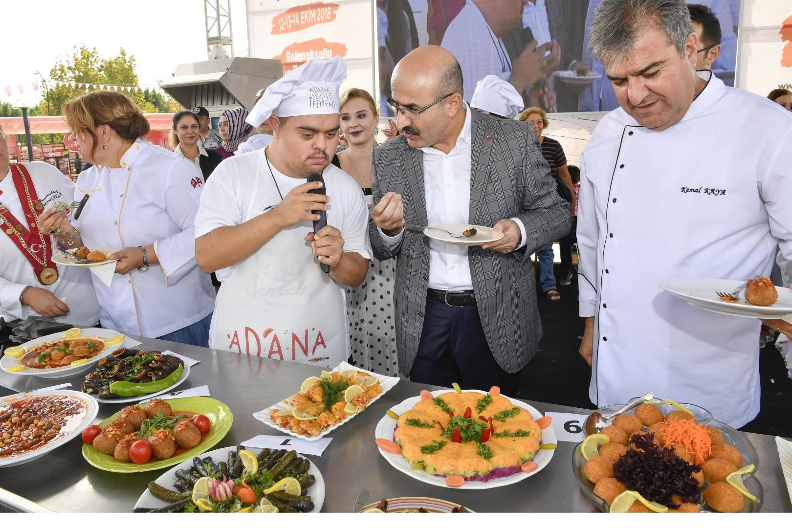3. Uluslararası Adana Lezzet Festivali başlıyor