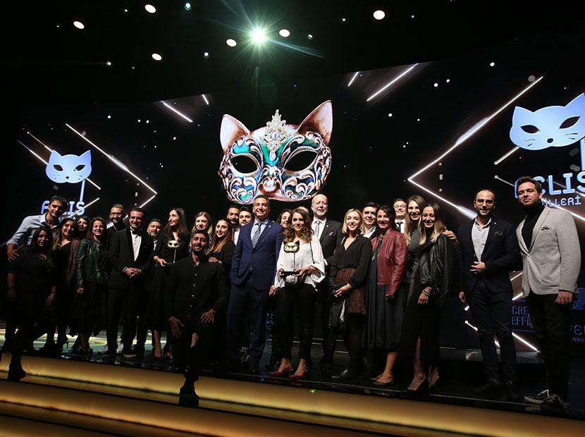 RB Türkiye, Felis Ödülleri 2019'da yılın reklam vereni seçildi
