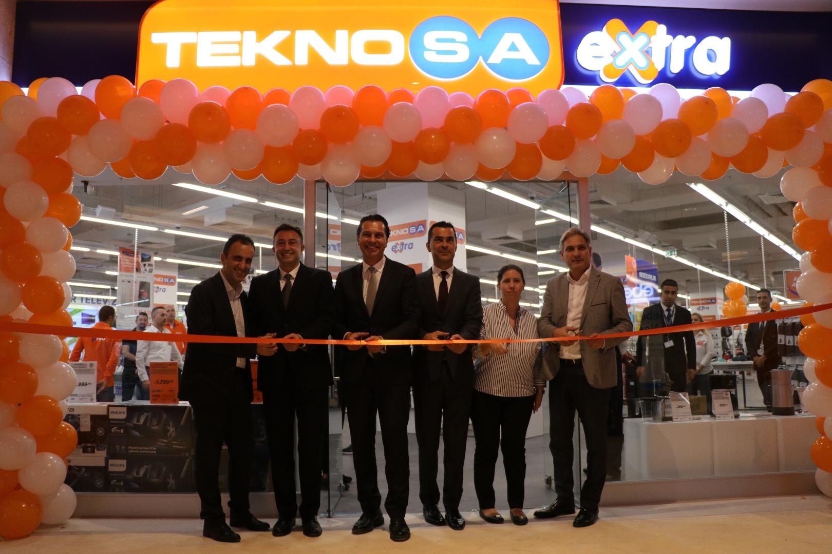 Adana'ya Teknosa'dan 6. Mağaza yatırımı