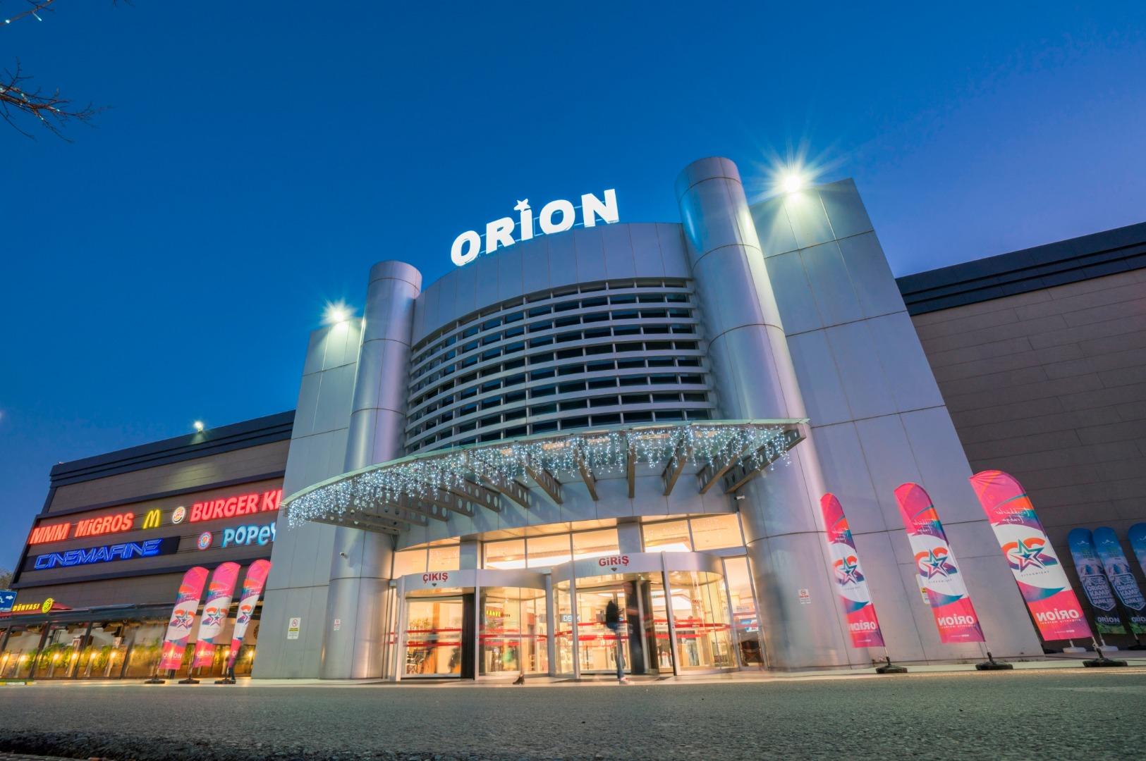 Orion AVM, Kipa'yı bünyesine kattı