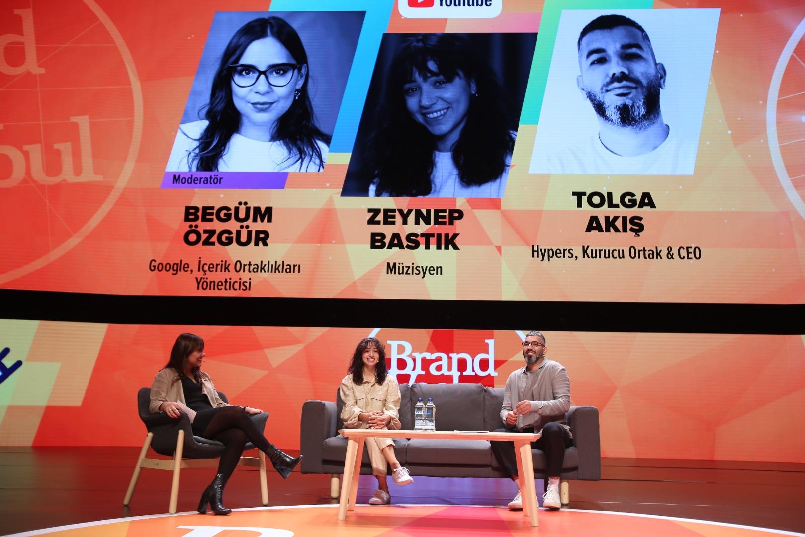 İlham veren konularıyla Brand Week İstanbul