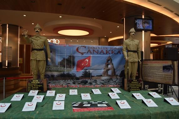 Gezici Çanakkale Müzesi Malatya'da