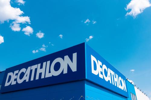 Decathlon'un Türkiye'deki ilk konsept mağazası Ankara One Tower AVM'de