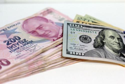 Özel sektörün dış kredi borcu eylülde 3.5 milyar dolar azaldı