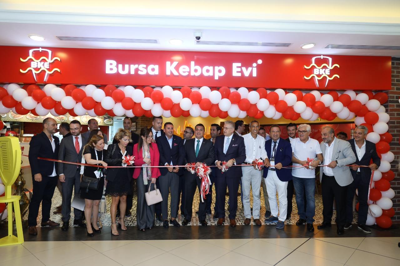 Bursa Kebap Evi Birleşik Arap Emirlikleri'nde